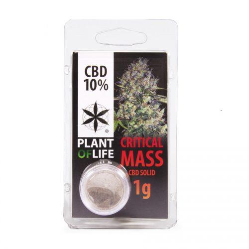 CBD Solid 10% Critical Mass Plant Of Life